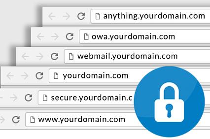 Multidominio SSL e Wildcard