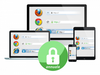 Domain SSL Annuale