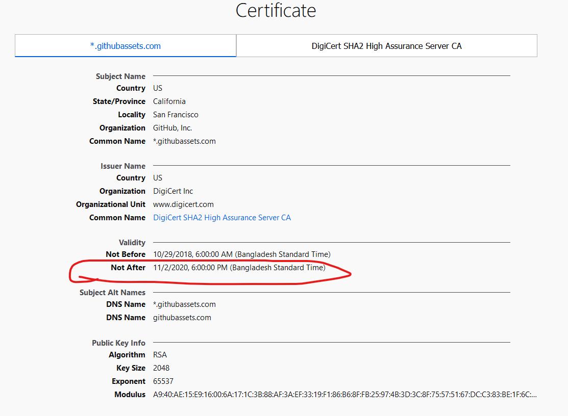 githubdown_certificato_ssl