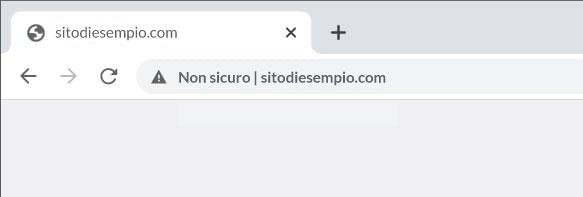 sito_non_sicuro